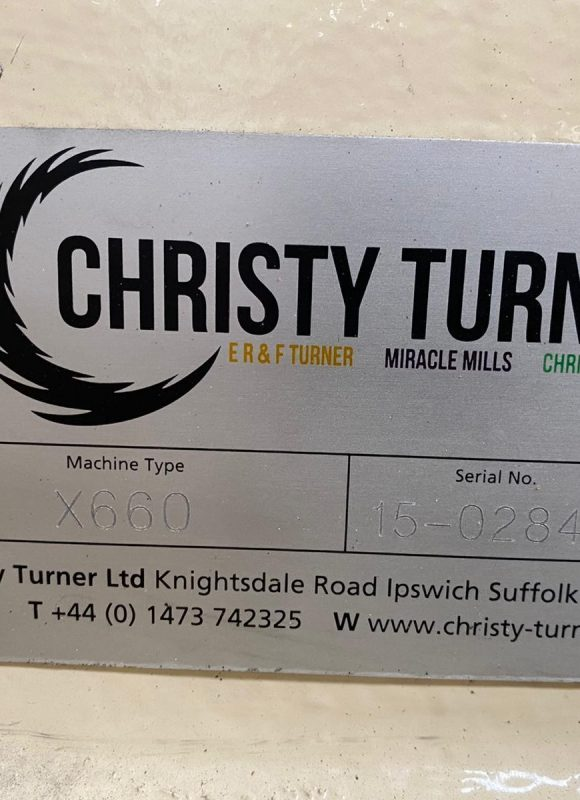 The Christy Turner Mill Model X660 MILL IS A HIGH SPEED, HIGH CAPACITY SWING BEATER HAMMER MILL WITH DIRECT DRIVE AND DUAL ROTATION FACILITY TO MINIMISE DOWN TIME ON BEATER CHANGES Christy Turner Reduction Mill Model X660