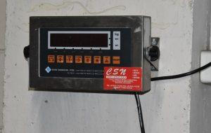 Revere Stainless Steel Floor Scales Model VT200