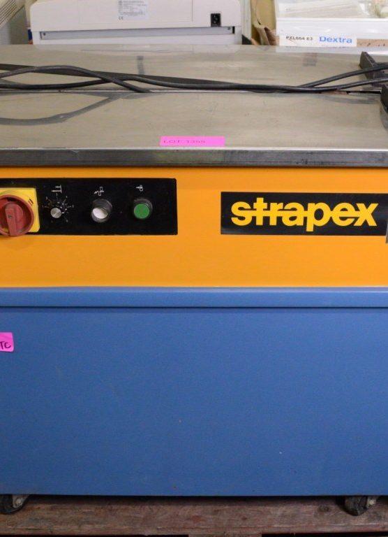 Strapex Box Strapping banging Machine Model – Mini Mat TP-201 - 230V