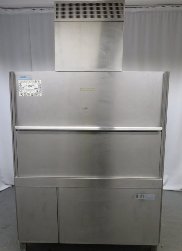 Winterhalter GS660 Energy pot, crate and utensil washer.