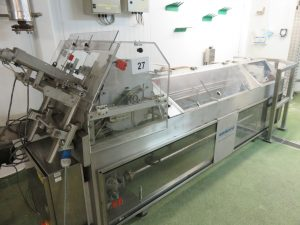 Freemantle Cartoner Machine
